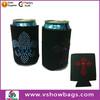 5mm neoprene stubbie holders neoprene beer foam can cooler/cozy holder 330ml sbr neoprene stubbie holder