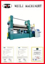 Top Quality CNC Machinery edge rolling and cutting machine
