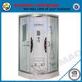 Iki kapı stil duş kabini satış, buhar Duşakabin satış