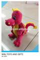 novo estilo soft plush dinossauro wild animal brinquedos de pelúcia