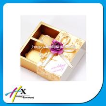 popular paper packing box chocolate paper box