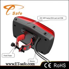 Waterproof GPS motorbike tracker/motorbike tracking/motorcycle tracker