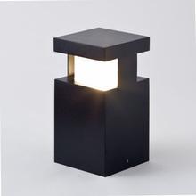 2014 new modern style japanese garden lamp/solar tulip garden light