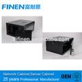 4U de metal armario de red elctrical / Caja / carcasa