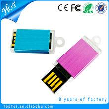 Wholesale bulk cheap mini metal usb 3.0 flash drive 4gb
