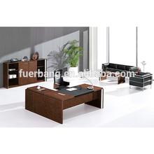 2014 Fuerbang 3517 metal modern office executive desk sale