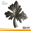New Design Decorative Metal Leaf Ornament Designs