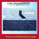 Hot selling laptop keyboard repair for clevo W370 W350 W650 W655 W670RU BLACK