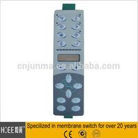 Hot Universal Popular Controller Wireless Numeric Keyboard Flexible Glue Switch