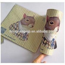 Factory hot sale Promotional Rubber foam Mouse Pads