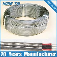 Hongtai Low Price K/J/E/T Type Thermocouple Wire