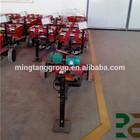 Round silage coating machine/silage machines