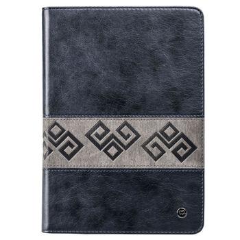 QIALINO hot !!! Luxury Ultra Slim Smart Flip Stand PU Leather Cover Case For Apple iPad Mini 1 2 Wake Up/Sleep Function,Blue