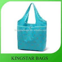 Pretty Thick Nylon Folding Tote Bag
