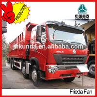 howo a7 tipper truck 6x4 low price sale in uae