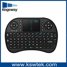 hot selling 2.4ghz mini wireless keyboard for hisense smart tv