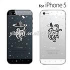 Custom Printing Soft Rubber Gel Skin Ultrathin TPU Case Cover for Apple iPhone 5 5S
