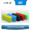 2014 New portable manufacture price mini bluetooth speaker mic touch screen speaker