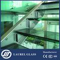 ultra clear verbundglas gehärtetes für treppen