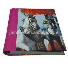 CMYK cardboard photo album printing