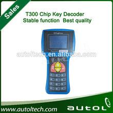 DHL Free 2014 Newest V14.2 T300 Key Programmer Auto Transponder Key T Code High Quality Professional T 300 Key Pro In Stock