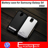 2014 New Arrival Portable 3200mAh battery case for Samsung Galaxy S4 i9500.Extended battery case for Galaxy S4 9500
