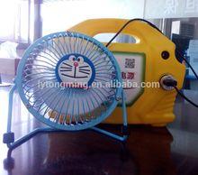 usb mini desk fan /4 inch usb fan / portable mini fan
