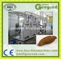 Complete Cassava flour processing plant