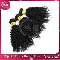 Afro Hair Nubian Kinky Twist 5A/6A Brazilian Human Hair Afro Twist 100% Virgin Brazilian Hair