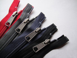 personalized color no.5 30cm nylon different types of zipper