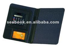 a5 pu portfolio with calculator