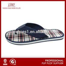 Cheap hot-sale men s pe slippers