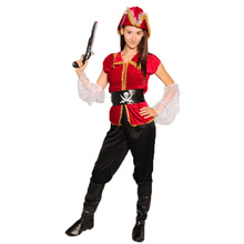 Party Carnival womens sexy pirate costume MAA-66