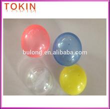 big ball shape plastic capsule egg toys for vending machine/promotion