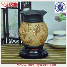 Promotion style ceramic oil lamp wick holder