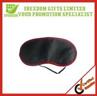 Promotional Soft Eye Mask Shade Nap Cover Blindfold Sleeping Eye Mask