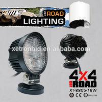 18W off - road use led driving light,led work light,led pod light