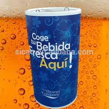40L Round Shape Fridge, Budweiser Fridge, Mini Fridge for Coca Cola