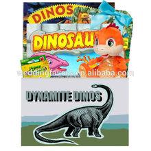 boîte de cadeau de la dynamite dinosaures