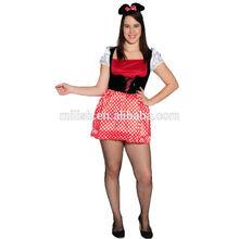 Fiesta de carnaval para adultos traje del ratón de minnie MAA-54