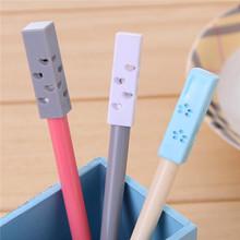 2015 top selling cute Korean school stationery set kids ball point pen CP1105