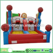 wholesale inflatable basketball shooting game