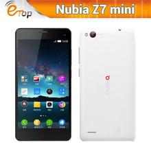 "Available! ZTE Nubia Z7 mini lte 4G FDD Qualcomm MSM8974AA 2.0GHz 5.0"" FHD 1920x1080 2GB RAM 16GB 13.0MP WCDMA phone"