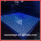 WLK-3-2 RGB 3 IN 1 Led twinkling black white dance floor lights on stage