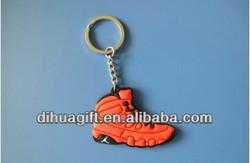 hot sale wholesale mini running shoe keychain