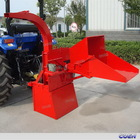 Hot sell high-end PTO electric start wood chipper