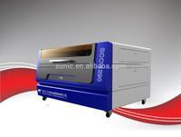 CNC Sunic laser cutting machine 60w 80w 130w 150w Co2 scissors for cutting fabric