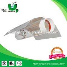 8 Inch air cool tube hood bat wing Hydroponics growing light reflector /cool tube