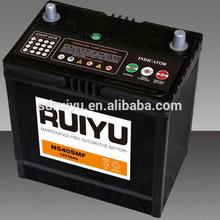 Maintenance Free Car Battery 12V36AH External SMF Lead Acid CAR BATTERIES FOR CAR STARTING Japan Technology Standard