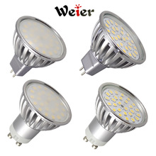 4W 12V DC MR16 2835SMD led CE&ROHS accepting Paypal